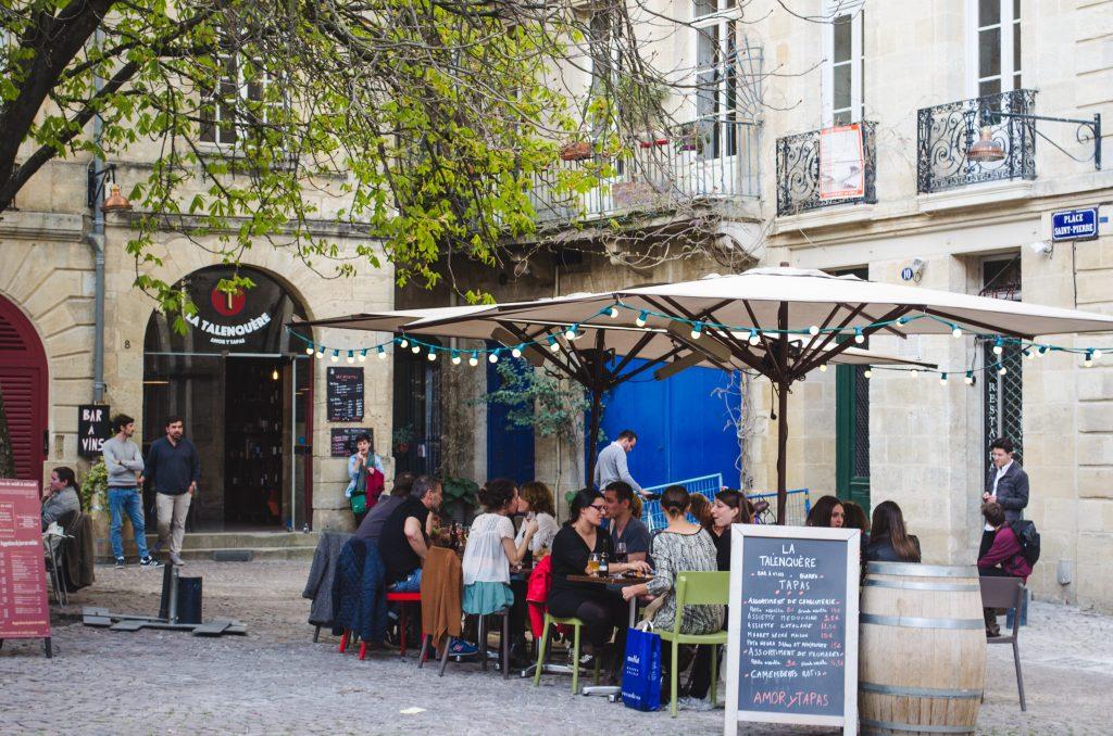 La Talenquère, Bordeaux