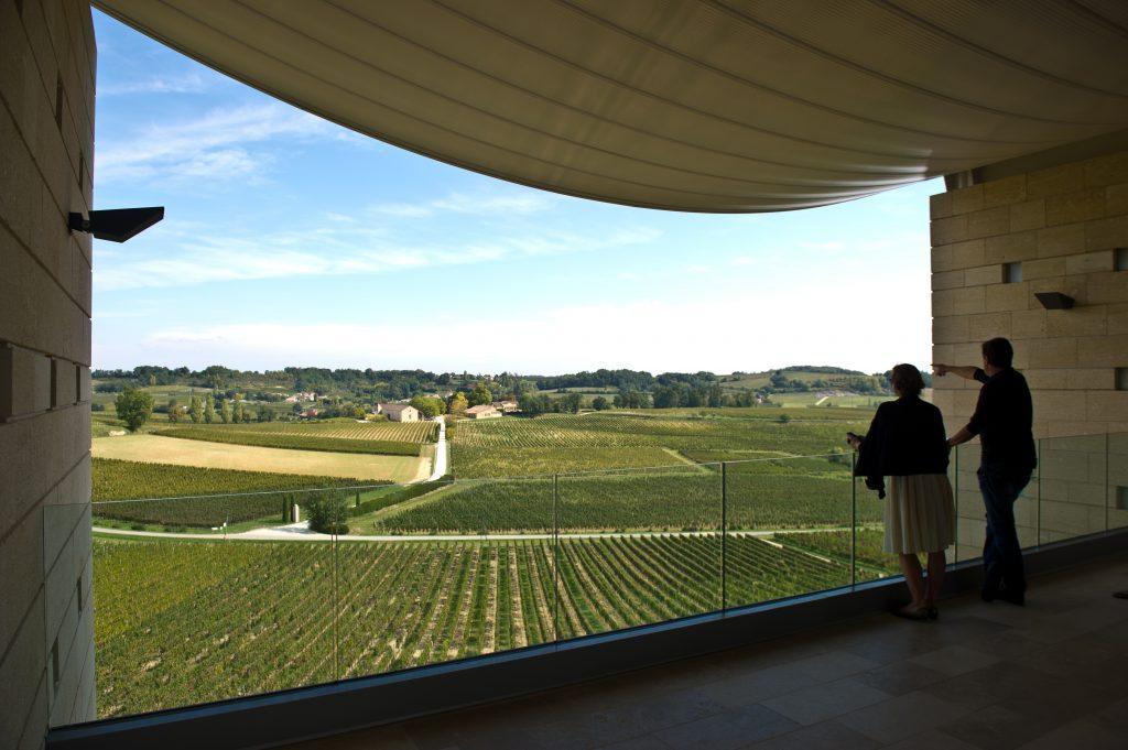France-Aquitaine-Gironde-33-Saint-Etienne de Lisse-AOC Saint-Emilion-Vendanges 2011 au Château Faugères