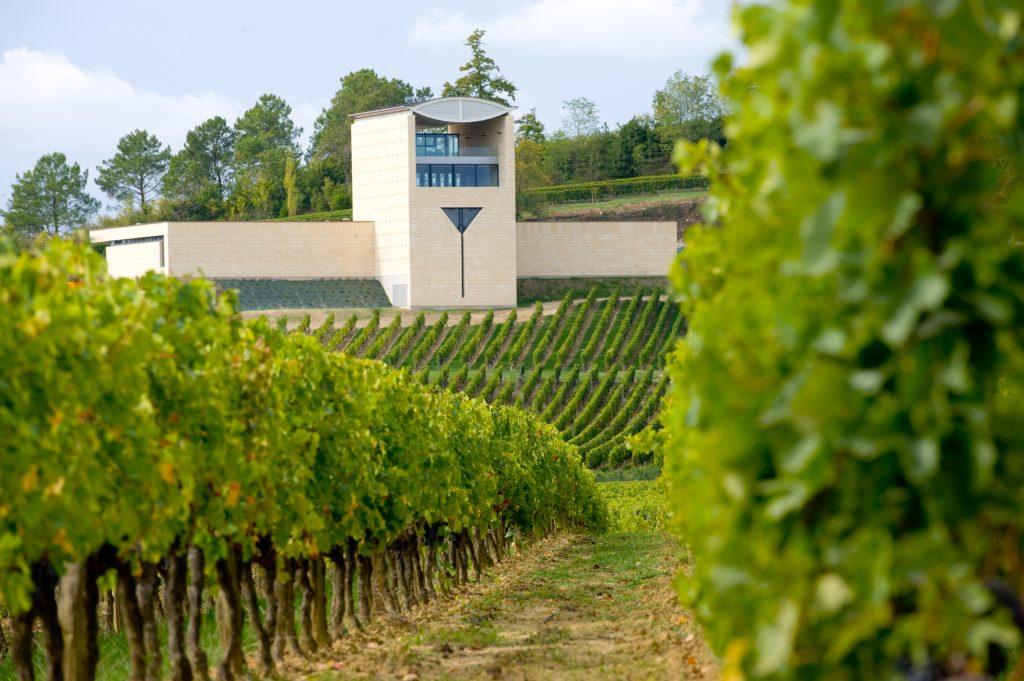 Château Faugères, parrain de la promotion 2016 2017 du Master 2 Droit du Vin